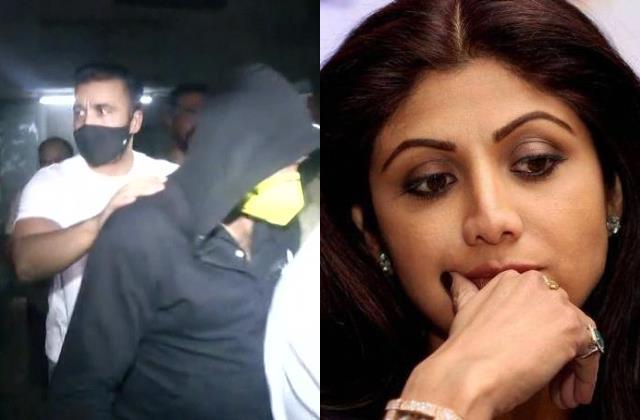 shilpa shetty cancel shoot of super dancer after hubby raj kundra arrest