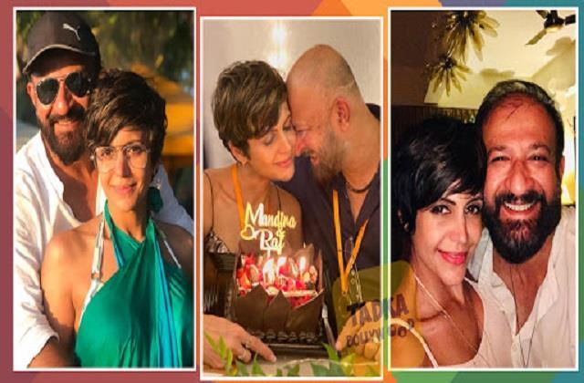 mandira bedi shares photos with husband raj kaushal on 23rd wedding anniversary