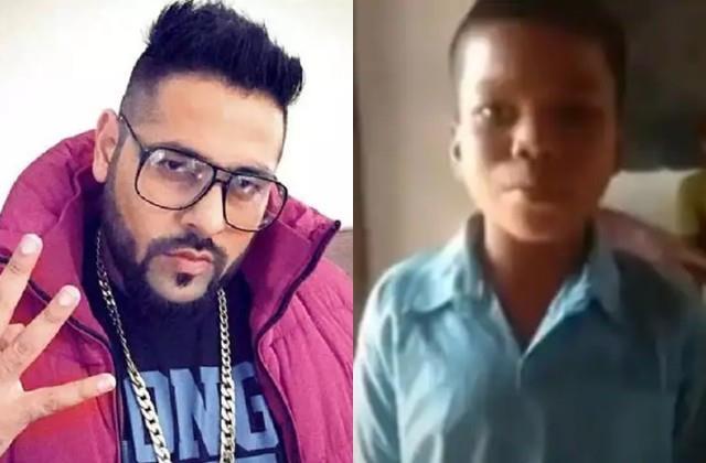 singer badshah became a fan of tribal boy sahdev  called chandigarh to meet
