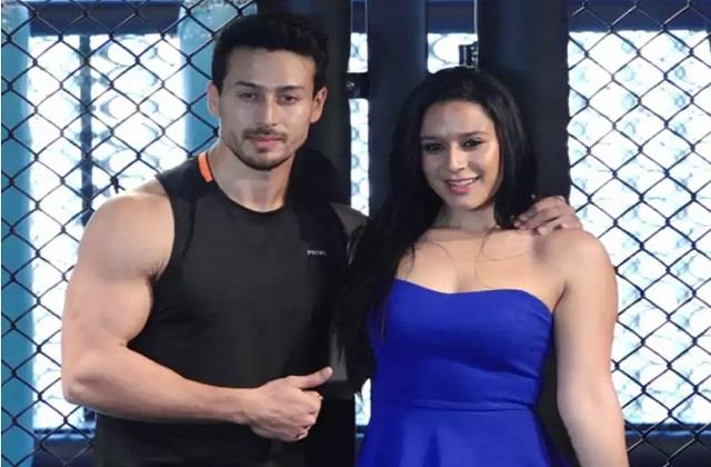 krishna shroff says comparison with my brother tiger