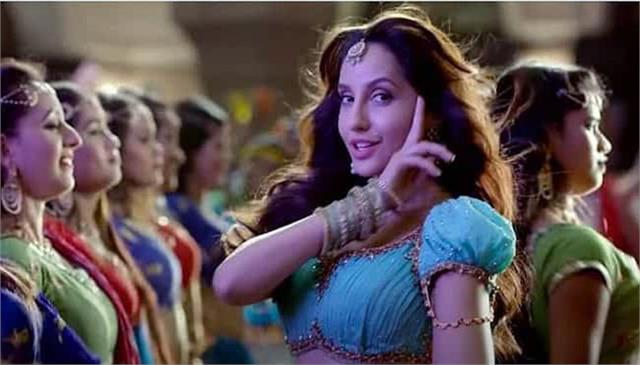 nora fatehi new song song zaalima coca cola is out now
