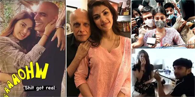 rhea chakraborty birthday special see her viral photos