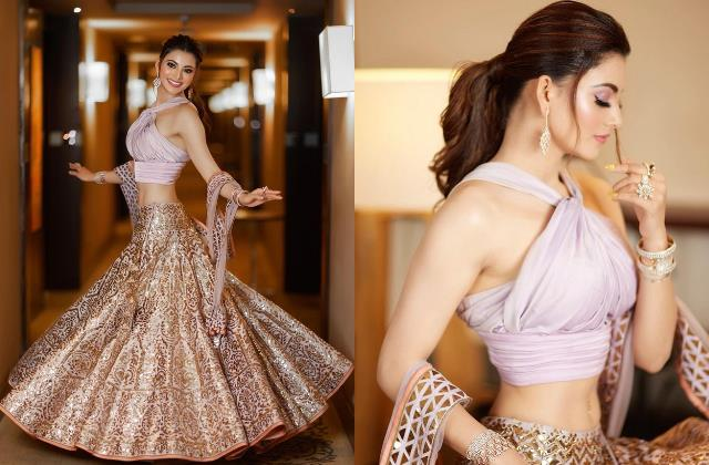 you will surprised to know about price of lehenga and jewelery urvashi rautela