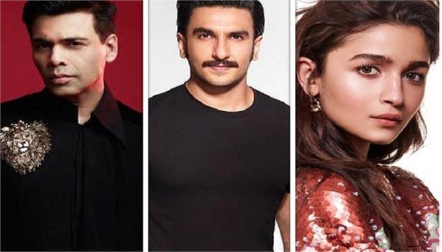 karan johar announce new project rocky aur rani ki prem kahani