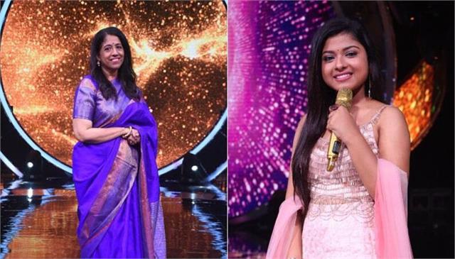 kavita krishnamurthy praised arunita kanjilal performance in indian idol 12