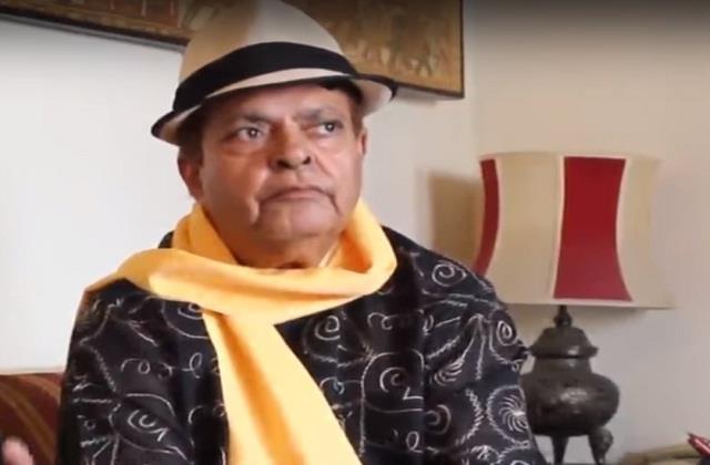 actor arvind rathod passed away