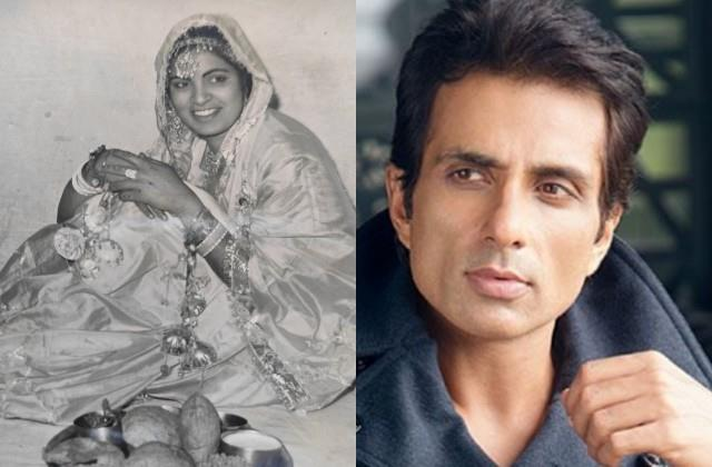 sonu sood shares emotional post on mother s birthday