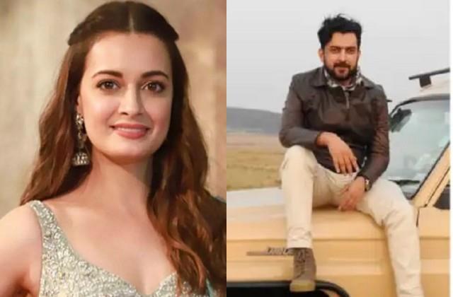 dia mirza post on the birthday of ex husband sahil sangha