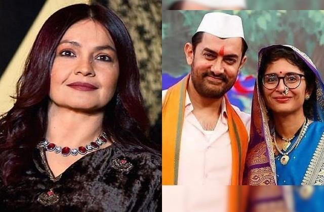 pooja bhatt s reaction on aamir khan and kiran rao divorce