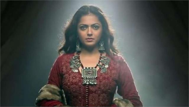 drashti dhami first look out from the empire