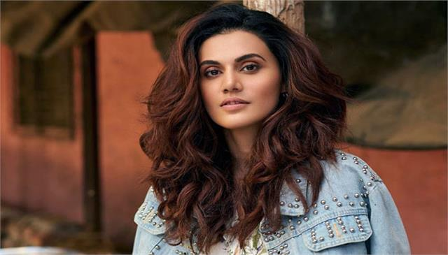 taapsee pannu announces her production house