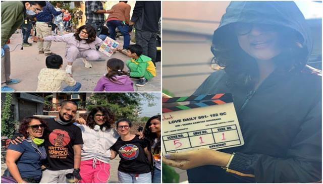tahira kashyap khurrana unveils her latest short film quaranteen crush