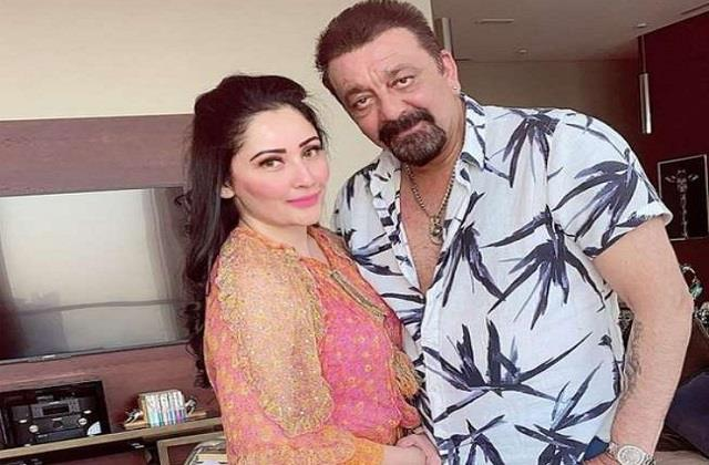 manyata dutt wishes birthday to husband sanjay dutt
