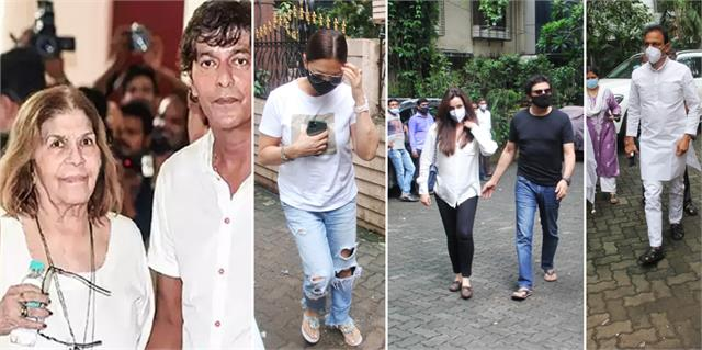 chunky pandey s mother snehlata died