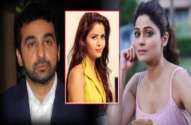 gehana vasisth reveals raj kundra was planning to cast shamita shetty in movie