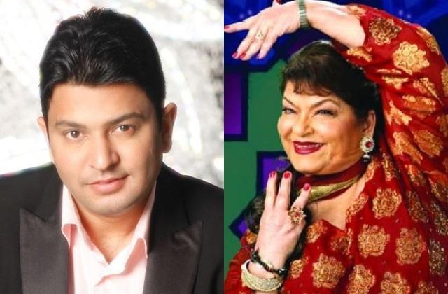 bhushan kumar announce of biopic on saroj khan on her first death anniversary