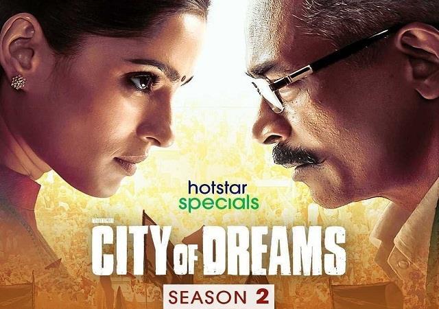 flora saini share post about city of dreams season 2 on koo app