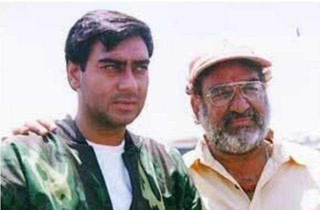 ajay devgan salutes father veeru devgan on guru purnima