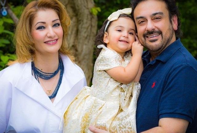 adnan sami shares daughter medina s  great indian jugaad on koo app