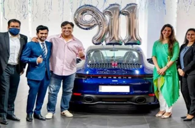 'बड़े अच्छे लगते हैं' फेम राम कपूर ने खरीदी लग्जरी ब्लू Porsche कार, कीमत जानकर उड़ जाएंगे होश