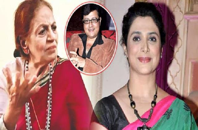 sachin wife supriya pilgaonkar comes out for financial support of savita bajaj
