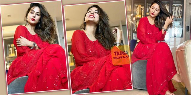 hina khan shares her gorgeous photos on eid