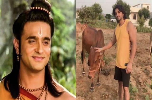 siya ke ram  fame actor ashish sharma quit acting