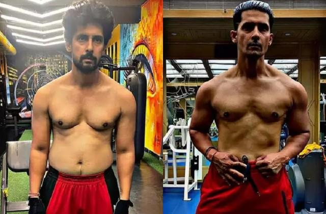 ट्रांसफॉर्मेशन: कोरोना संक्रमित होने पर बढ़ गया था रवि दुबे का वजन, 1 महीने में घटाया 10 Kg