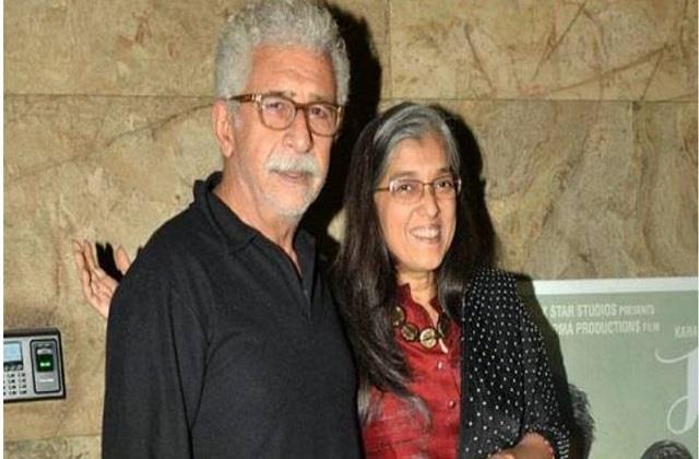 naseeruddin shah wife ratna pathak give actor health update