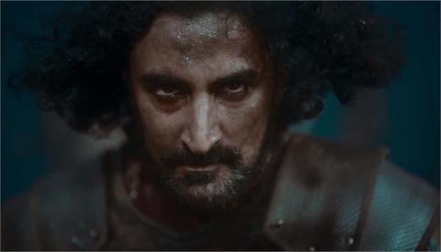 kunal kapoor first look from the empire