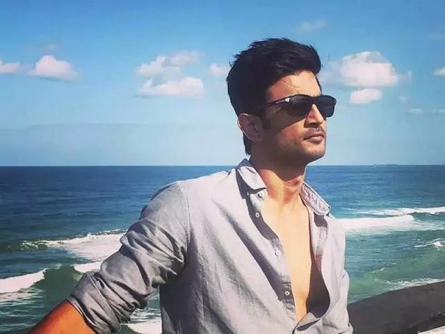 sushant facebook dp gets updated fans say wish you were really alive