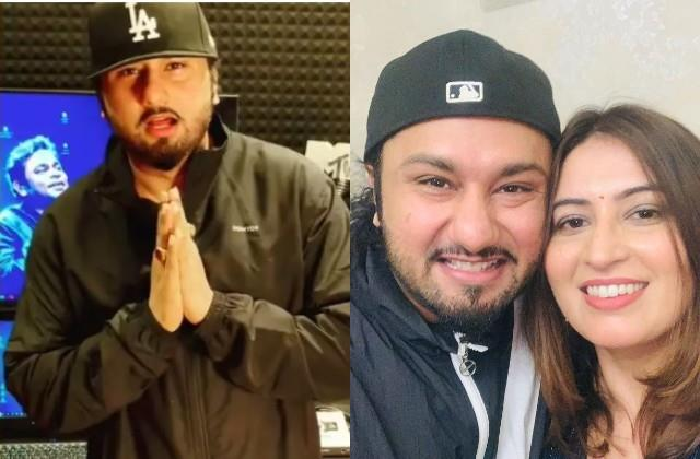 honey singh breaks silence accusations of domestic violence by his wife shalini