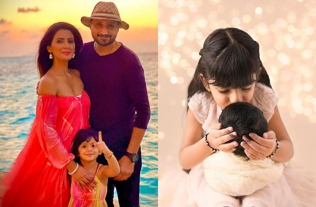 geeta basra says she suffered two miscarriages before son birth