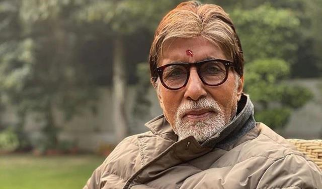 amitabh bachchan shares details of water issues at home