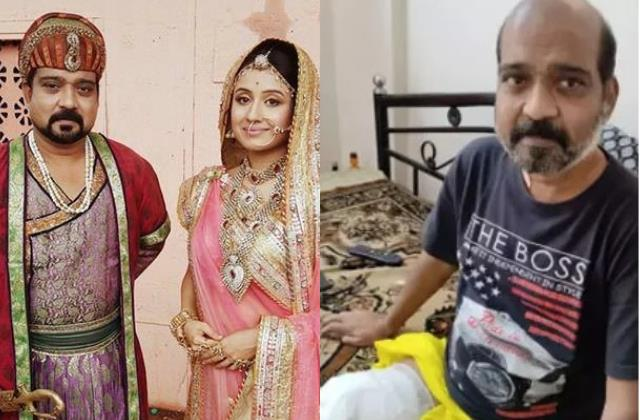 jodha akbar actor lokendra loses his leg due to high diabetes and lack of work