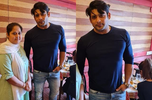 sidharth shukla and shehnaaz gill spotted again by a fan