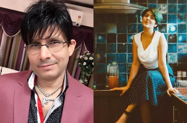 krk controversial comment on bb ott contestant muskaan jattana
