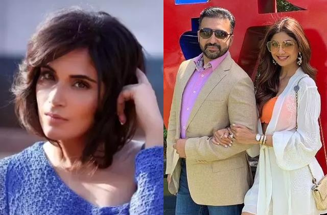 richa chadha support shilpa said don t blame women for mistakes of men