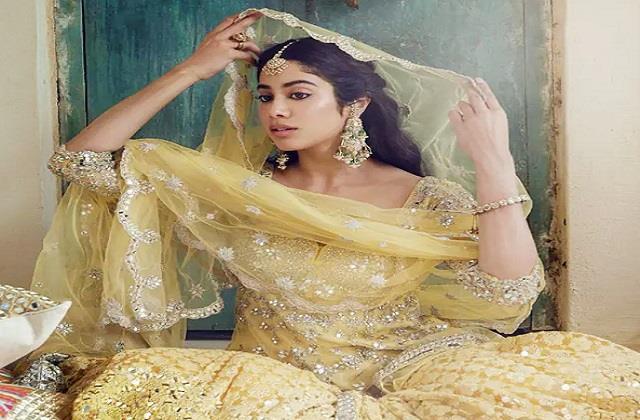 janhvi kapoor shares her wedding plan