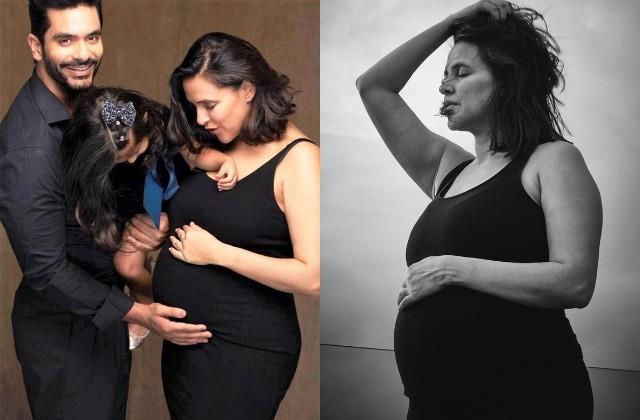 neha dhupia battled corona during second pregnancy
