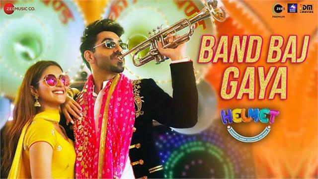 aparshakti khurana and pranutan bahl share new party songs of the year