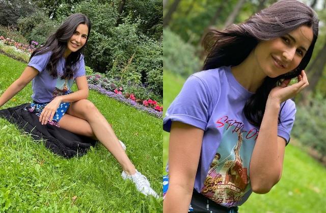 katrina kaif enjoys day in saint petersburg in russia