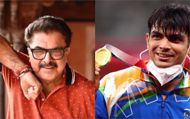 film director ashok pandit target rajiv gandhi after neeraj chopra win gold