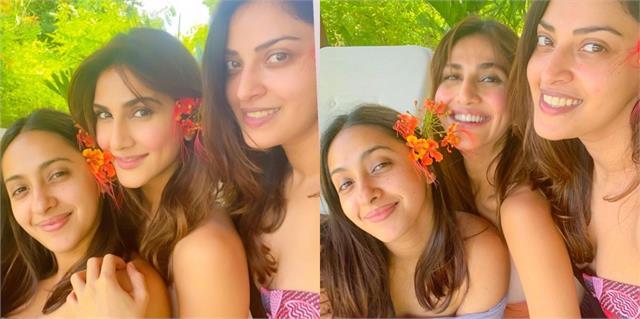 vaani kapoor shares her birthday celebration photos
