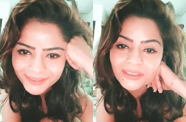 gehana vasisth do insta live without clothes say is it vulgar content