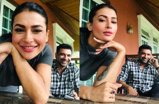 pavitra punia shares photos with boyfriend eijaz khan