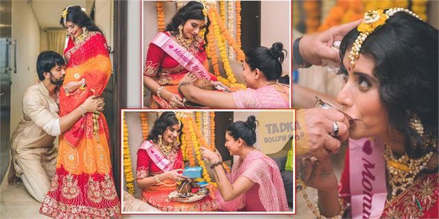 sushmita sen blesses charu asopa rajeev sen at their baby shower