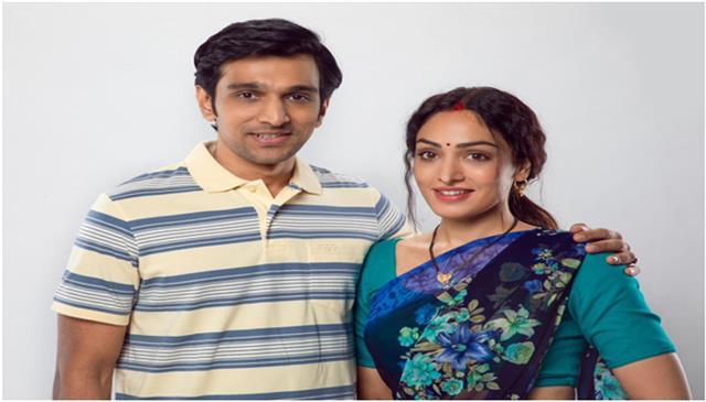 pratik gandhi and khushali kumar together for the first time in a film