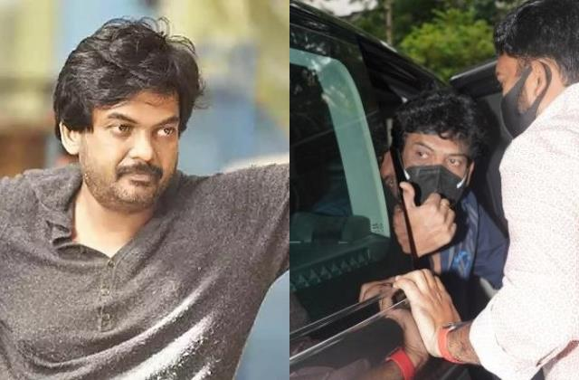 puri jagannadh spotted at ed office in hyderabad in drugs case connection