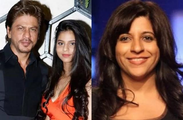shahrukh daughter suhana is going debut in bollywood zoya akhtar will launch